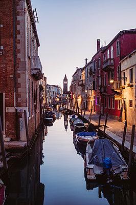 Morgens in Venedig - p1326m1218697 von kemai