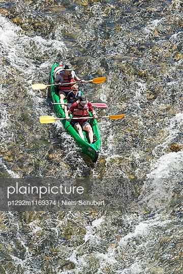 Im Kanu unterwegs - p1292m1169374 von Niels Schubert