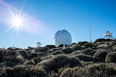 Teneriffa, Teide Observatorium - p1457m2086833 von Katrin Saalfrank