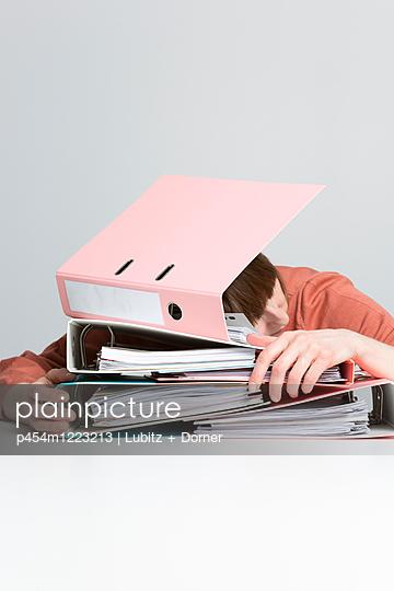Büroschläfchen - p454m1223213 von Lubitz + Dorner