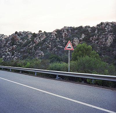 Crash barrier - p2100386 by Mark Blasius
