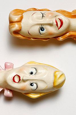 Porzellanfiguren - p6110065 von Laurence Ladougne