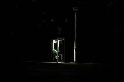 Telephone box - p795m899086 by Janklein