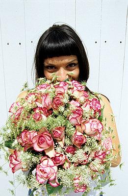 Bridal bouquet - p0451457 by Jasmin Sander