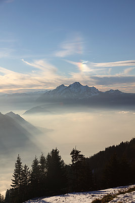 Rigi, Queen of the mountains - p1514m2063939 by geraldinehaas