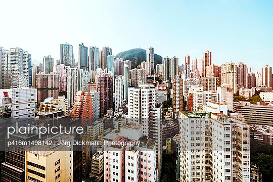 Hongkong - p416m1498142 von Jörg Dickmann Photography