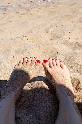 In the sand - p454m2142216 by Lubitz + Dorner