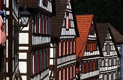 Fachwerkhäuser Schwarzwald - p2680081 von Andres Wertheim