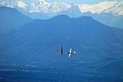 Segelflug - p1016m1025670 von Jochen Knobloch