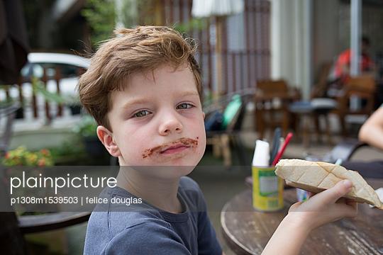 Thailand Familienurlaub - p1308m1539503 von felice douglas