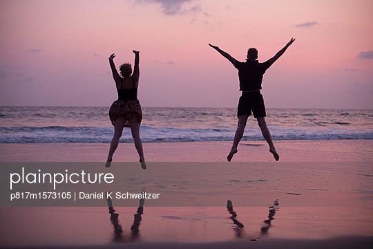 Lebensfreude - p817m1573105 von Daniel K Schweitzer