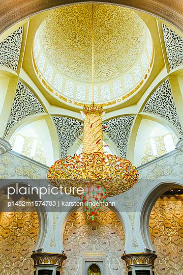 Abu Dhabi - p1482m1574783 von karsten lindemann
