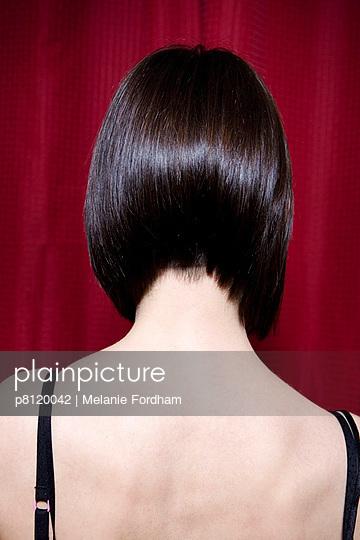 Rot-schwarz - p8120042 von Melanie Fordham