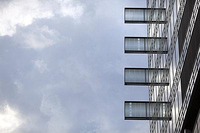 Fassade 16 - p1217m1146118 von Andreas Koslowski