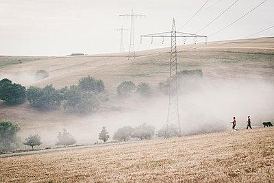 Nebel, Rheinland-Pfalz - p1222m1488177 von Jérome Gerull