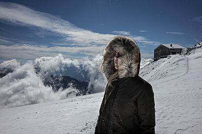 Wandern im Aostatal - p741m2165690 von Christof Mattes