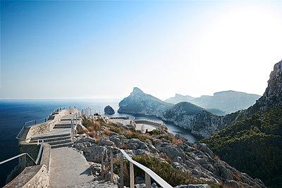 Blick auf Cap de Formentor - p1200m1183193 von Carsten Görling