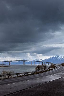 Brücke nach Andøya - p1168m1556496 von Thomas Günther
