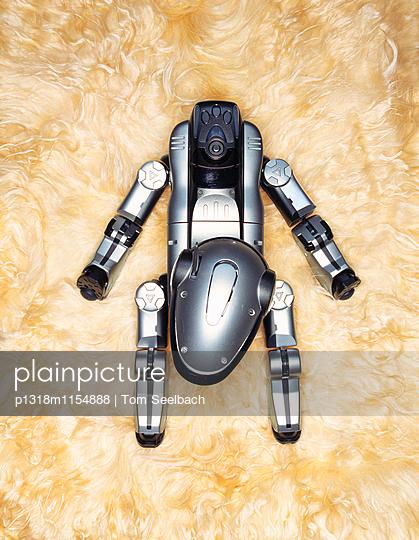 Roboter - p1318m1154888 von Tom Seelbach