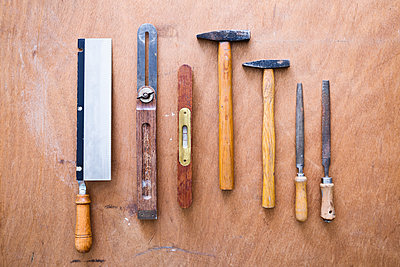 Tools - p1149m2021451 by Yvonne Röder