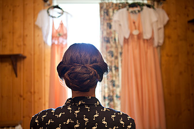 Wedding day - p1513m2043969 by ESTELLE FENECH