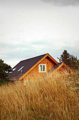 Haus in den Dünen - p382m1540198 von Anna Matzen