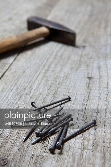 Tools waiting for their assignment - p4540989 by Lubitz + Dorner