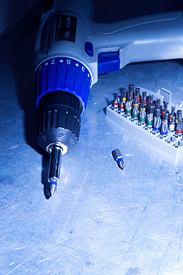 Cordless screwdriver - p1149m2021488 by Yvonne Röder