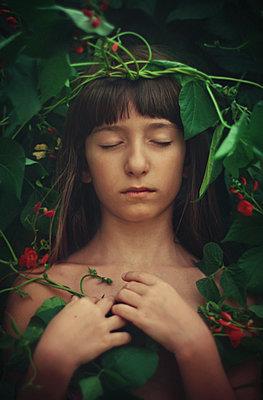 Sleeping Beauty - p1432m1496459 by Svetlana Bekyarova