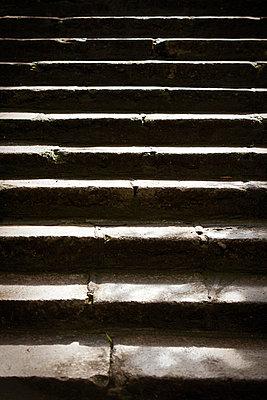 Concrete steps - p4426413f by Design Pics