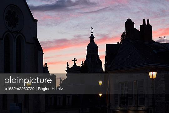 Blois am Abend - p1682m2260720 von Régine Heintz