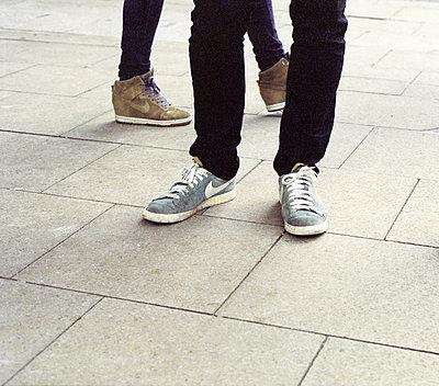 Jugendliche - p1090m886501 von Gavin Withey