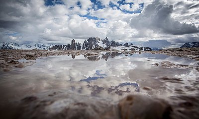 Dolomites - p1234m1051481 by mathias janke