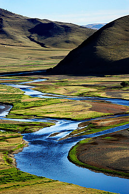 Travel destination Mongolia - p56710091 by Olivier Loser