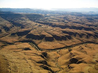 Landschaft in Namibia - p5672097 von Greg Conraux