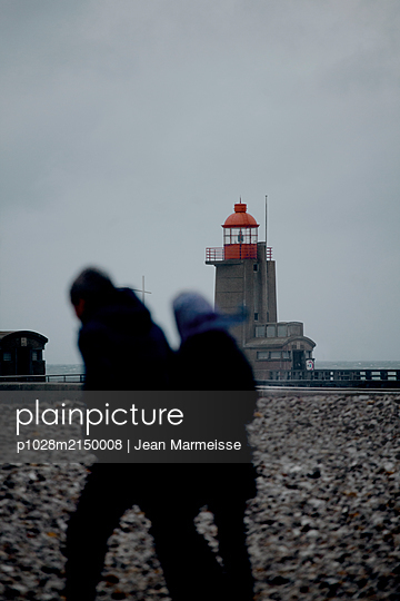 Lighthouse - p1028m2150008 by Jean Marmeisse