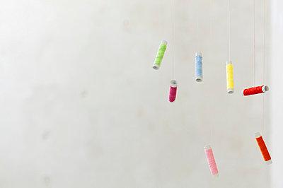 Colourful threads - p3350322 by Andreas Körner
