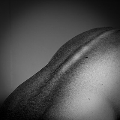 Part of a woman's body - p4130747 by Tuomas Marttila
