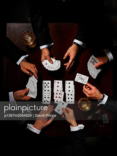 Pokerrunde - p1397m2054529 von David Prince