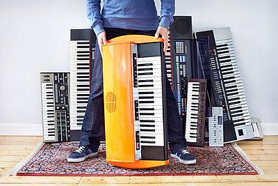 Keyboard - p464m668747 by Elektrons 08