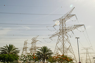 Electricity Pylon - p794m954050 by Mohamad Itani