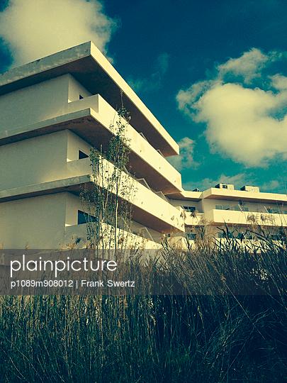 Hotel auf Ibiza - p1089m908012 von Frank Swertz
