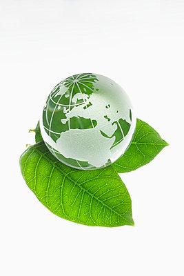 Green planet - p4640902 by Elektrons 08