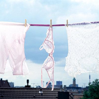 Wäsche - p9350035 von Konstanze