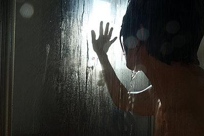 rain - p1494m2022708 von Inkje Drescher