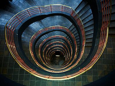 Staircase - p1696m2294445 by Alexander Schönberg