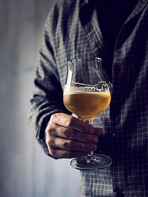 Bier Verkostung - p897m1108671 von MICK