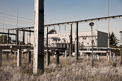 Electrical substation - p416m991138 by Stephan Jouhoff