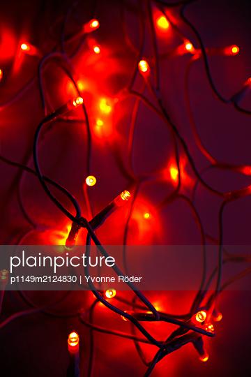 Lichterkette - p1149m2124830 von Yvonne Röder