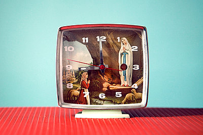 Fatima-Uhr - p1150m939273 von Elise Ortiou Campion